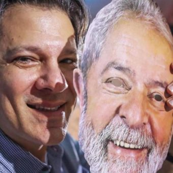 New Ibope poll suggests Haddad and Bolsonaro in the second round