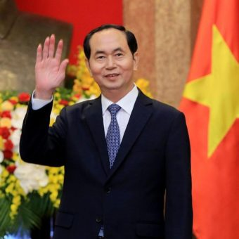 Vietnam's president dies at 61, leaving power vacuum
