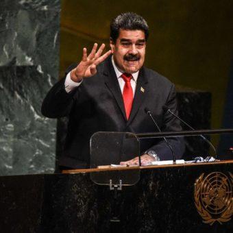 Five lies Maduro told at the UN to mask Venezuelan reality