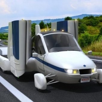It's no fiction! First flying car will hit the stores