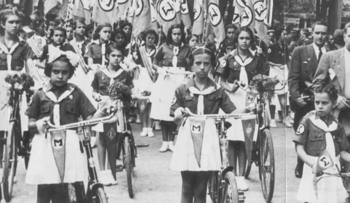 What was the Integralist movement, the Brazilian Fascism?