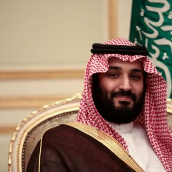 Saudi crown prince calls Khashoggi's claying a 'heinous crime,' vows perpetrators will be brought to justice
