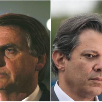 Haddad and Bolsonaro represent us