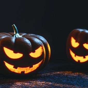The legend of Halloween, and how to do jack-o'-lanterns