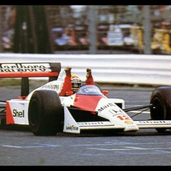 Galvão Bueno remembers the historical broadcast of Ayrton Senna's first F1 title