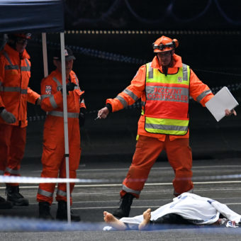 Man kills one person and injures two others in knife attack in Australia