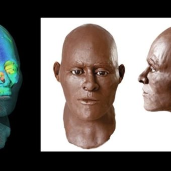 Genetic studies rewrite of Brazilians 12 thousand years ago