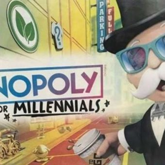 """Monopoly for millennials doesn't sell houses, but """"experiences"""""""