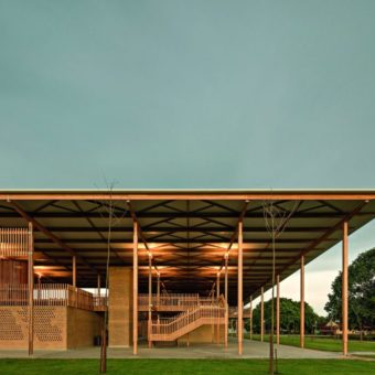 World's best new building is a Brazilian school designed by Curitiba architects