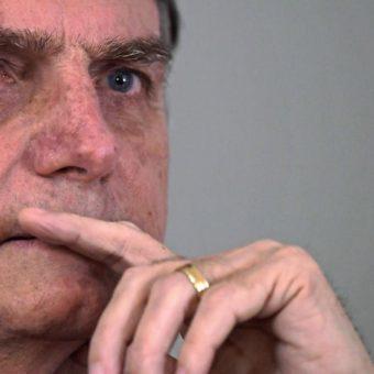 In video, two men threat to kill Bolsonaro; PF are investigating