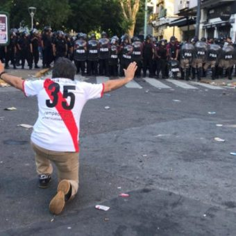 It's not just soccer: here's how the war which prevented the Libertadores final started