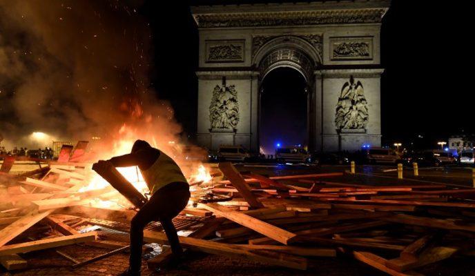 Francesuspends fuel tax after weeks of unrest