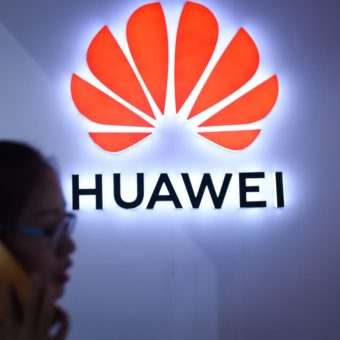 China protests 'despicable hooliganism' after arrest of Huawei executive