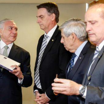10 bombs Temer is leaving for Bolsonaro to disarm