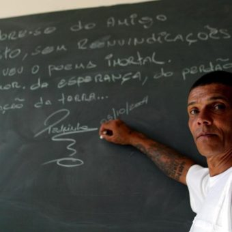 Brazil's greatest serial killer is a hit on YouTube as a crime commentator