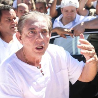 João de Deus becomes a defendant for accusations of indecent assault and rape of a vulnerable person