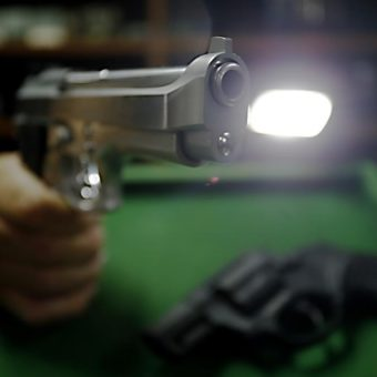 Bolsonaro signs decree easing rules for those who want to own a gun