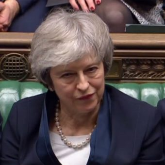 British Parliament rejects Theresa May's Brexit deal, putting EU withdrawal in doubt