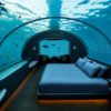 Tsunami-proof hotel located in the bottom of the ocean in the Maldives is inaugurated