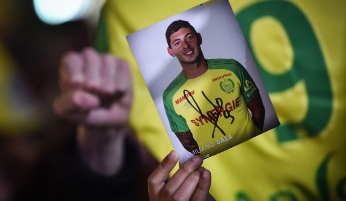 """In audio during flight, Sala complains about plane and vents: """"how scared I am"""""""