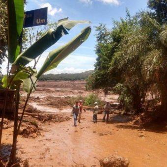 Vale's tailings dam collapses in Brumadinho, Minas Gerais