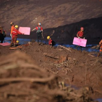 Brumadinho tragedy: 60 dead and 292 missing so far