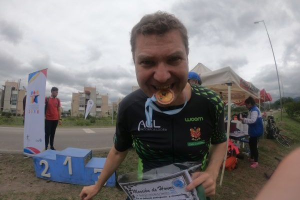 After kidney transplant, man becomes triathlete and doubles his life expectancy