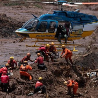 Police arrest engineers who attested to the safety of Brumadinho dam