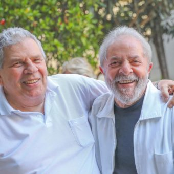 STF authorizes Lula to be present at his brother's burial