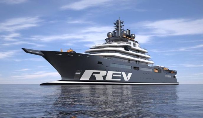 Oil billionaire builds ship to remove 5 tons of plastic from the ocean per day