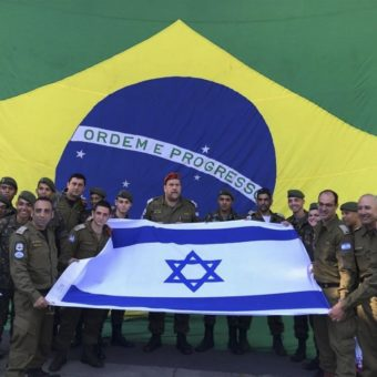After misunderstanding, Israelis end their collaboration with rescue efforts at Brumadinho