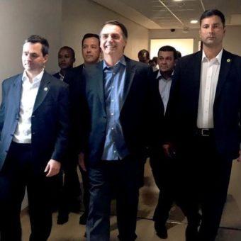 President Jair Bolsonaro is discharged from hospital