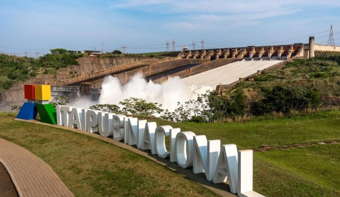 Brasil and Paraguay renegotiate Itaipu deal, and that may