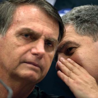 The meteoric trajectory of minister Bebianno and the roots of his crisis with Bolsonaro