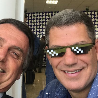 """Bolsonaro and his son roast minister supposedly involved in the """"PSL's orangery"""" scandal"""