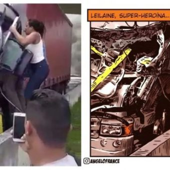 """Who is the """"Wonder Woman"""" of the accident that killed journalist Ricardo Boechat"""