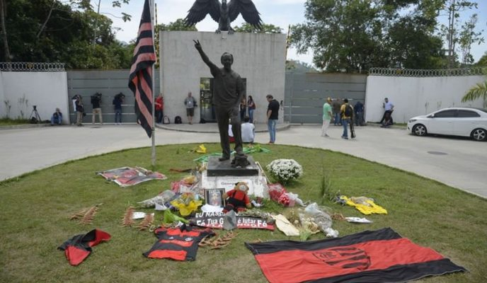Flamengo mentions Kiss nightclub tragedy and offers minimum wage to the families of the Ninho victims