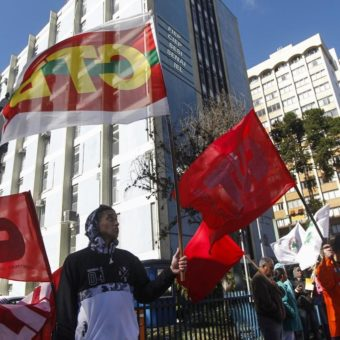 Unions lose 90 percent of their union dues in the first year of the labor reform