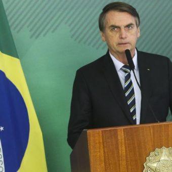 Bolsonaro explains famous (and infamous) golden shower tweet
