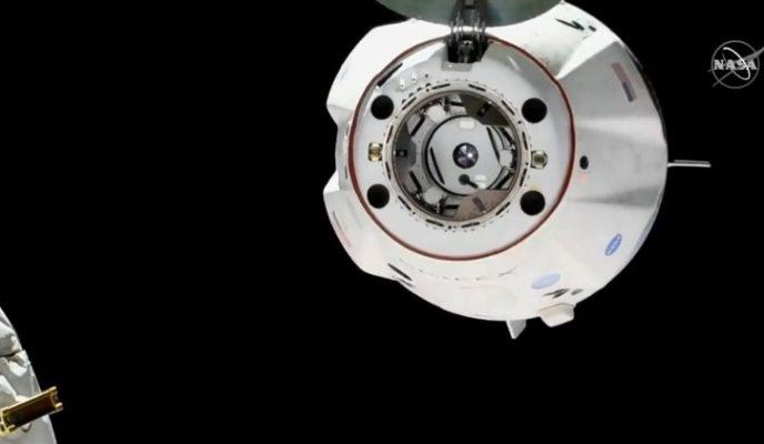 Elon Musk's SpaceX capsule splashes down safely in Atlantic Ocean
