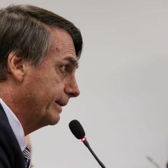 Bolsonaro replicates false accusation against journalist
