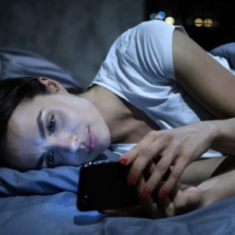 Being anxious or depressed defines the kind of insomnia you have