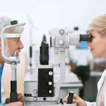 Alzheimer's may be diagnosed via eye exam