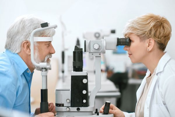 Alzheimer's may be diagnosed via eye exam