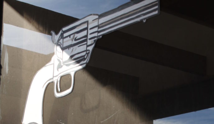 Our reporter visited a gun store in Arizona