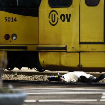 Dutch authorities arrest suspect in shooting on Utrecht tram that left 3 dead