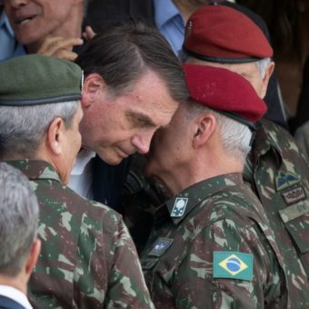 Bolsonaro orders Armed Forces to celebrate 1964 Military Coup