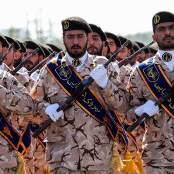 Trumpnames Iranian military unit as a terrorist group