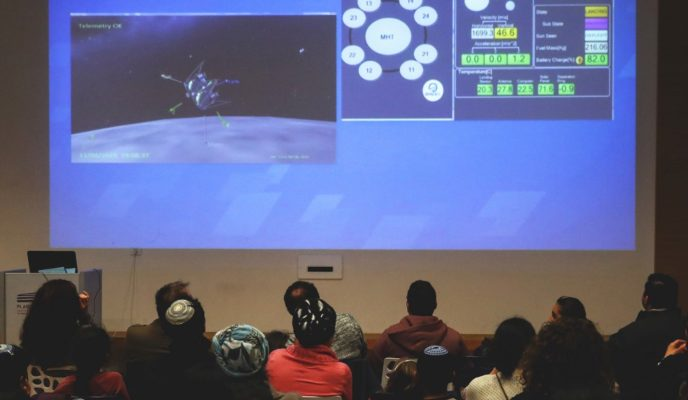 Israeli spacecraft reaches the moon – with a crash
