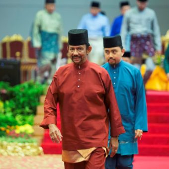 Brunei to Europe: Don't worry. We probably won't stone too many gay people to death.